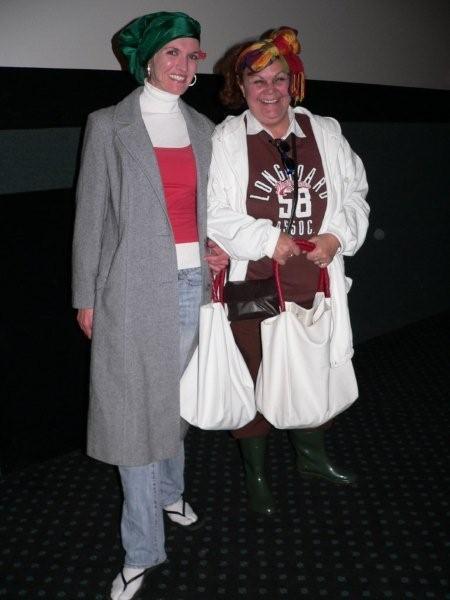 Karien Sturmair & Judy Dalhuijsen<br />Saturday, June 20th, 2009