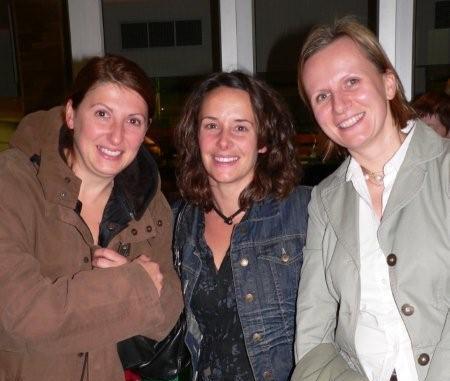 Marie Dupal, Karine Blaise & Patricia Dumala - Saturday, June 20th, 2009