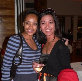 Nithinia de Sousa & Anne Botes<br />Tuesday, May 5th, 2009