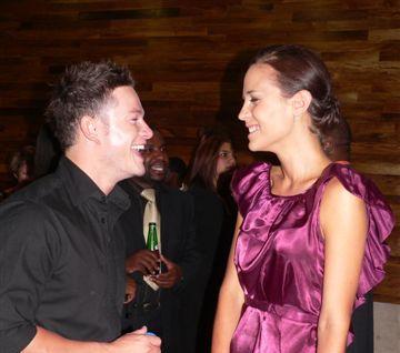 Ramey Short and Tanya van Graan - Wednesday, February 18th, 2009