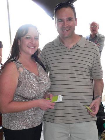 Spot prize winner<br />Wednesday, November 11th, 2009