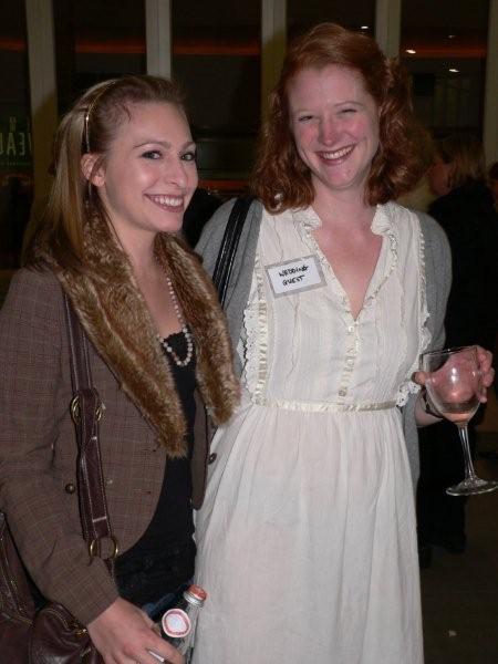 Sue Hill & Alexandria Scholes<br />Saturday, June 20th, 2009