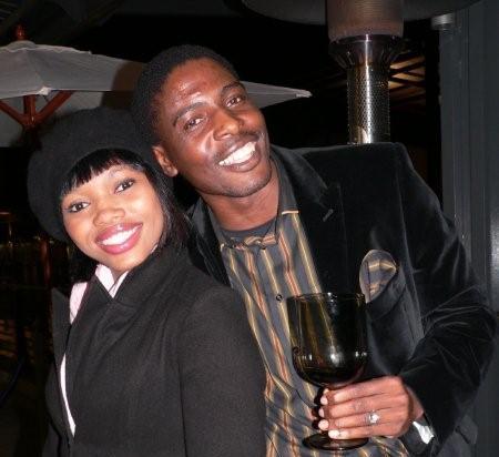 Tabitha Ngcakaza & Solly Mlondobozi<br />Friday, June 12th, 2009