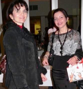 Tatjana Jovanovic and Dijana Vujovic (Sempre Boutique)<br />Monday, August 31st, 2009