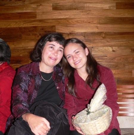 Trudie Gaynor & Jeanne Gaynor<br />Tuesday, May 5th, 2009