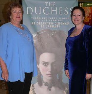Yvonne Fraser and Lisa Fraser<br />Monday, February 2nd, 2009