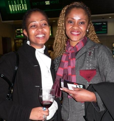 Zakhi Luthuli & Thabisile Mchunu<br />Thursday, July 23rd, 2009