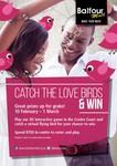 Valentines Catch The Love Birds 2017 - Thursday, July 20th, 2017