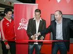 Virgin Active Launch 2012 - Thursday, October 4th, 2012