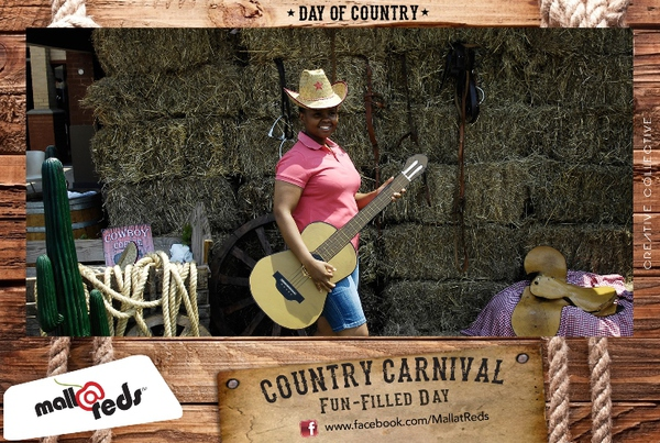 Country Carnival<br />Friday, December 18th, 2015