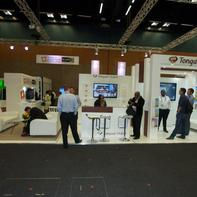 Day 1 - Exhibition Stands<br />Tuesday, June 9th, 2015
