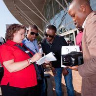 SAPOA Dube Trade Port Tour - 2015<br />Tuesday, June 9th, 2015