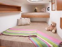 Catarina - guest forward cabin
