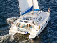 Sailing Rozanne