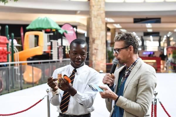 Clearwater Mall Mandela Mosaic 2019