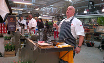 Masterchef judge Cook-off at Nicolway Bryanston Woolworths!<br />Monday, July 2nd, 2012