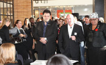 Nicolway Bryanston opening and official ribbon cutting ceremony<br />Monday, April 30th, 2012