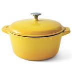 26cm casserole - yellow