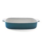33.5cm rectangular baker - turquoise