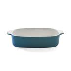 25.5cm rectangular baker - turquoise