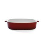 25.5cm rectangular baker - red
