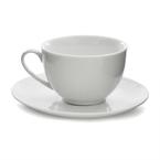 220ml tea cup and saucer set