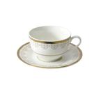 venice teacup and saucer
