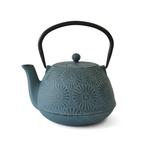 sky cast iron tea infuser (tetsubin) - 1200ml